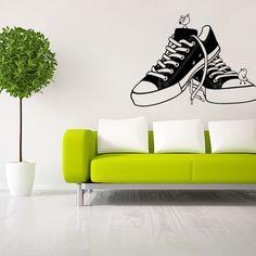 Retro Shoes - www.viniloscasa.com