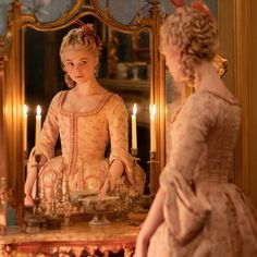 Still from the Great Elle Fanning, Historical Romance, Historical Fiction, Rococo Fashion, Vintage Fashion, Catherine The Great, Old Hollywood Stars, Princess Girl, Classic Actresses