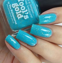 Brit Nails: piCture pOlish 2014 Collaborations - Fool's Gold, Forget Me Not and Sizzle Swatches and Review
