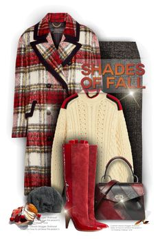 """Shades Of Fall"" by monazor ❤ liked on Polyvore featuring Tom Ford, Burberry, Isabel Marant, Proenza Schouler and H&M"