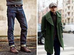 Street #style.  #men #fashion