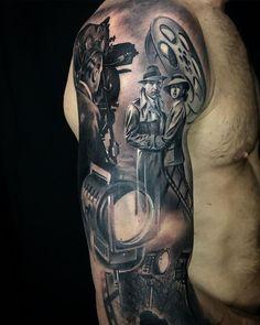 Barcelona Tattoo, Cool Arm Tattoos, Instagram Widget, Barcelona Spain, Life Tattoos, Appointments, Tattoo Artists, Cinema, Movies