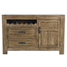 Shop Joss & Main for your Geraldo Server. This collection has an arts and crafts style incorporating a beautiful finish with a warm glow that could fit in many room settings.