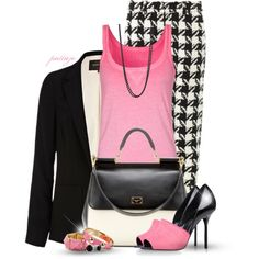 Pink Treat, created by rockreborn on Polyvore