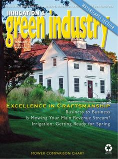 Irrigation & Green Industry - The latest news, articles and Trends