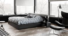 Discover modern bedroom furniture from BoConcept. Customized bedroom furniture options like contemporary beds, night stands, wardrobes and more. Modern Bedroom Furniture, Contemporary Bedroom, Furniture Design, Bedroom Decor, Small Bedroom Storage, Under Bed Storage, Hidden Storage, Storage Drawers, Boconcept