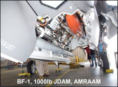 More F-35 weapons test fitting