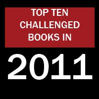 http://www.ala.org/advocacy/banned/frequentlychallenged/21stcenturychallenged#  #bannedbooks #bannedbooksweek