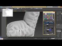 Tutorial modeling cloth 3dsmax 4 - YouTube
