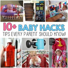 10 Brilliant Baby Hacks Every Parent Should Know! Baby Outfits, Baby Storage, Baby Checklist, Baby Time, Baby Play, Infant Activities, Baby Registry, Having A Baby, Toddler Toys