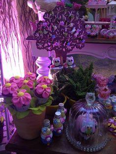 Festa coruja / Owl party