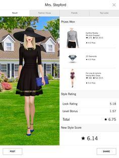 Covet Fashion 4.50+ rating - Stepford Wife