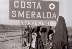Costa Smeralda anni sessanta