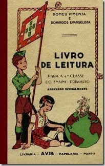 Outros livros escolares utilizados durante o Estado Novo
