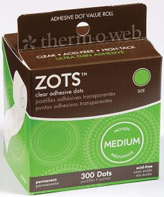 Medium Zots™ by Therm O Web Inc. (7505580000)