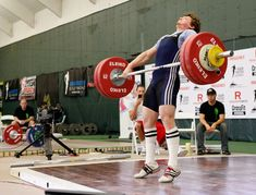 25 Common Mistakes in the Olympic Lifts