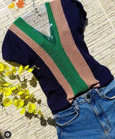 Knit Wear, Cardigans, Sweaters, Estate, Stitch, Knitting, How To Wear, Clothes, Tops