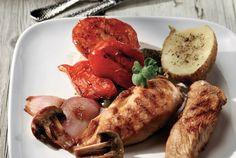 Μαριναρισμένο γλυκόξινο κοτόπουλο από την Αργυρώ Μπαρμπαρίγου | Ξετρελαίνει τους νεαρούς πελάτες μου στο εστιατόριο! Ιδανικό για κυριακάτικα μπάρμπεκιου