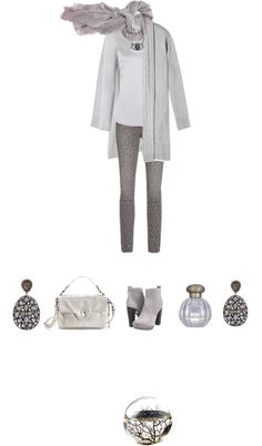 """Fall/Winter Gems.....Moonstone"" by pure-emotion-by-violetta ❤ liked on Polyvore"