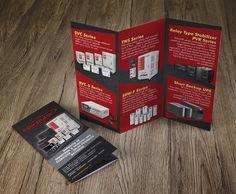Powerage Design Tri-Fold Phamplet