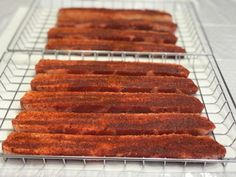 Smoked and Seared Pork Belly Slices - Smoking Meat Newsletter Pork Belly Slices, Smoked Pork, Smoking Meat, Banana Bread, Bacon, Grilling, Appetizers, Cooking, Awesome