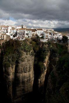 Ronda, Andalucia, Spain (el Tajo gorge) @Liza Flores Dalton