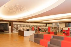 Beautiful, newly renovated St. Louis Central Library.  From - A New Volume - The Architects Newspaper
