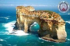 10 kiệt tác đá vòm tự nhiên đẹp nhất thế giới