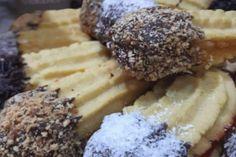 Νηστίσιμα πτι φουρ με μαρμελάδα φράουλα & ροδάκινο Greek Desserts, Camembert Cheese, Recipes, Food, Essen, Meals, Ripped Recipes, Yemek, Eten