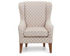 Accent Chairs-Briargate Accent Chair-Where wingback meets modern