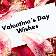 valentine card wishes