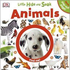 - Little Hide and Seek Animals - - elefant.ro