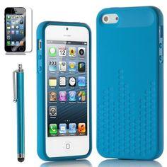 Blue case. cute....