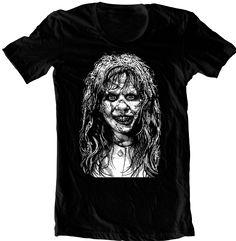 Exorcist design A Girl