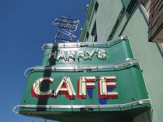 Harry's Cafe, Pittsburg, Kansas.