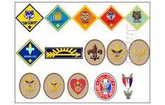 SCOUT RANK advancement Eagle emblem EDIBLE cake decoration sheet strip image sugar party boy scout fondant badge award medal celebration