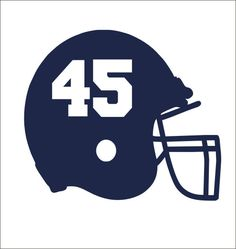 Personalized Football Decal Football Decal Football Car Decal - Football custom vinyl decals for cars