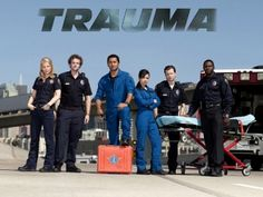 Trauma    The absolute best show ever cancelled.