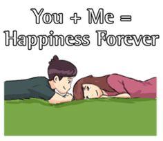 Romantic Moments 3 – LINE stickers | LINE STORE