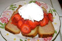CFSCC presents: EAT THIS!: Coconut Pound Cake with Strawberries