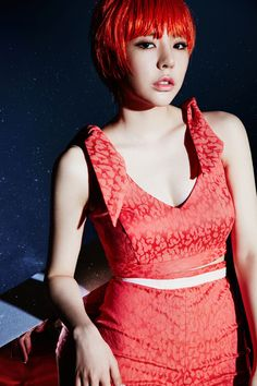 Girls'Generation Sunny - Lion Heart photo teaser - comeback 2015
