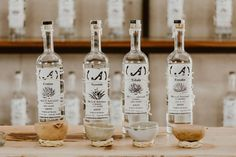 Acre Mezcal began as a humble hotel amenity, a way for its namesake resort—Acre Baja—to further connect its guests to the Mexican locale. Today, it's an award-winning spirit. San Jose Del Cabo, Hotel Amenities, Bottle, Acre, Connect, Mexican, Spirit, Flask, Jars