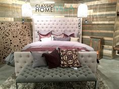 Las Vegas Market stunning and beautiful home furnishing and classic decor at Classic home and Villa home collection