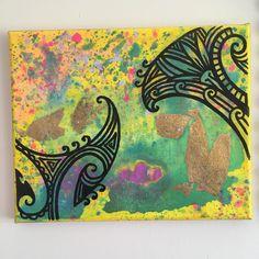 Maori Art, Art Google, New Zealand, Canvas Art, Artwork, Artist, Projects, Tattoo, Google Search