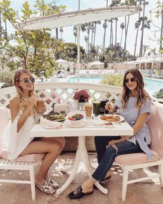 Girls Brunch at ther Beverly Hills Hotel | LA http://www.ohhcouture.com/2017/05/palm-springs-la-17/ #ohhcouture #leoniehanne