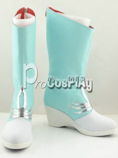 RWBY Weiss Schnee Cosplay Boots PRO135 by procosplay on Etsy, $59.00