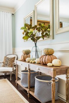 Our Fall Dining Room | How Do You Decide Where to Spend Thanksgiving? | Honey We're Home