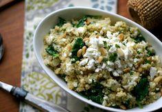 Quinoa Spanakopita via @EverydayMaven