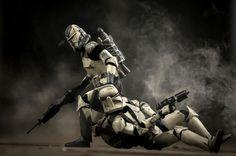 Galactic Warfighters Matthew Callahan Star Wars Bridging the Gap 7