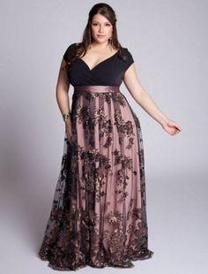 Vestidos para madrinas gorditas: Los mejores diseños